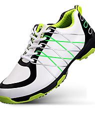 abordables -Chaussures pour tous les jours Chaussures de Golf Homme Antidérapant Anti-Shake Respirable Antiusure Basses Caoutchouc Sport de détente