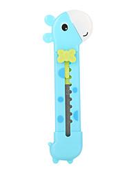 abordables -couteau d'approvisionnement des élèves. la modélisation de la girafe. pour l'école / le bureau