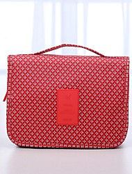 Travel Luggage Organizer / Packing Organizer Travel Toiletry Bag Cosmetic Bag Hanging Toiletry Bag Portable Foldable Travel Storage for