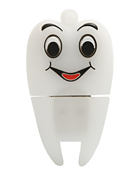 Hot New Cartoon Smiley Sace Teeth USB2.0 32GB Flash Drive U Disk Memory Stick