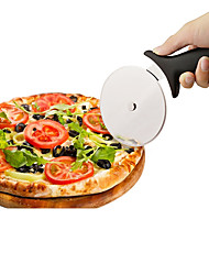 Family Stainless Steel Pizza Cutter Diameter 10 Cm Knife For Cut Pizza Tools Kitchen Pizza Tools Pizza Wheels