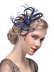 cheap -Women's Hat Rhinestone Hair Clip