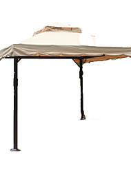 Rifugi e teloni Doppio Tenda da campeggio Una camera Tenda ripiegabile Ompermeabile per Campeggio 2000-3000 mm Oxford CM