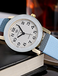 cheap -Women's Wrist Watch Creative / Cool / Casual Watch Leather Band Charm / Luxury / Casual