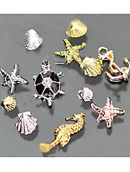 Недорогие -1 Декор для нейл-арта горный хрусталь жемчуг макияж Косметические Ногтевой дизайн