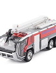 Недорогие -Пожарная машина Игрушечные грузовики и строительная техника Игрушечные машинки Машинки с инерционным механизмом моделирование