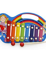 cheap -Muwanzi Xylophone Dollhouse Baby Music Toy Fun Wooden Kid's Boys' Gift