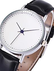 cheap -Fashion Quartz Watch Men Top Brand Black Leather Watches Relojes Hombre Horloge Orologio Uomo Montre Homme Clock