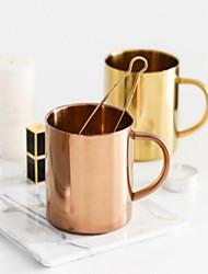 Недорогие -Drinkware Медный / нержавеющий Необычные чашки / стаканы / Чайные чашки / Бутылки для воды Другое 1 pcs
