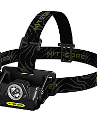 cheap Head lamps-Nitecore HA20 Headlamps LED 300 lm 2 Mode LED XP-G2 Impact Resistant Waterproof Easy Carrying High Power Small Size Emergency Compact Size