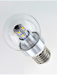 3W LED Globe Bulbs 25 SMD 2835 450 lm Warm White White K AC 220-240 V