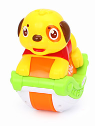 cheap -Dollhouse Accessory Educational Toy Toys Animals Music Simulation Dog Plastics Cartoon Lovely Pieces Toddler Gift