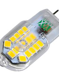 preiswerte -3W LED Doppel-Pin Leuchten T 30 SMD 2835 200-300 lm Warmes Weiß Kühles Weiß Natürliches Weiß 2800-3200/4000-4500/6000-6500 K V