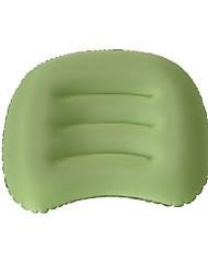 Travesseiro de Viagem Travesseiros de Acampamento Portátil Apoio para Pescoço Inflado Viajar Exterior Para o Escritório