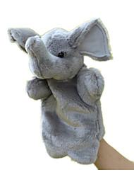 economico -Bambole Marionetta da dito Giocattoli Rabbit Animali Animali Tessuto felpato Bambino (1-3 anni) Pezzi