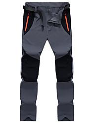 Per uomo Pantaloni impermeabili Asciugatura rapida Traspirante Pantalone/Sovrapantaloni per Campeggio e hiking M L XL XXL XXXL
