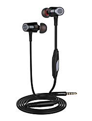 Langsdom eh360 casque universel 3.5mm écouteurs stéréo casques et microphones pour Samsung Millet huawei iphone phones