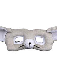 cheap -Halloween Masks Animal Mask Stuffed Animals Plush Toy Toys Mouse Plush Fabric Horror Pieces Women's Girls' Gift