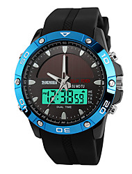 cheap -SKMEI® 1064  Men's Woman Solar ElectronicWatches Outdoor Sports Waterproof Sports Electronic Watches 50 Meters Waterproof