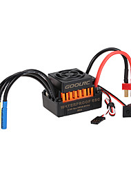 cheap -GoolRC Waterproof 60A Brushless ESC Electric Speed Controller with 5.8V/3A BEC for 1/10 RC Car