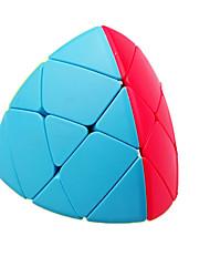 Недорогие -Кубик рубик QI YI Пираморфикс Mastermorphix Спидкуб Кубики-головоломки головоломка Куб Гладкий стикер Подарок Универсальные
