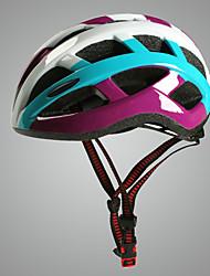 Unisex Jezdit na kole Helma Není k dispozici Větrací otvory Cyklistika Horská cyklistika Silniční cyklistika Cyklistika Jedna velikost