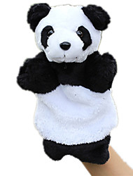 cheap -Finger Puppets Puppets Educational Toy Bear Panda Cute Animals Lovely Tactel Plush Kid's Girls' Toy Gift
