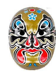 Недорогие -Маски на Хэллоуин Мультяшная маска Ужасы Куски Универсальные Детские Взрослые Подарок