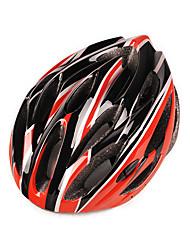 economico -Casco da bici Ciclismo N/D Prese d'aria Grandezza regolabile Ultra leggero (UL) Sportivo Ciclismo da montagna Cicismo su strada Ciclismo