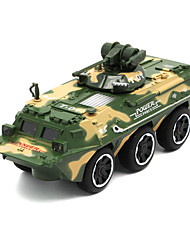 cheap -Military Vehicle Tank Toy Truck Construction Vehicle Toy Car 1:32 Simulation Metal Alloy Unisex Kid's Toy Gift