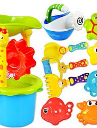 Недорогие -Игрушки для пляжа Пляжные игрушки Игрушки Праздник Веселье Для детей Мальчики Девочки Куски