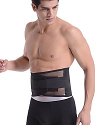 cheap -Lumbar Belt / Lower Back Support for Running Outdoor Adults' Safety Gear Sport 1pc
