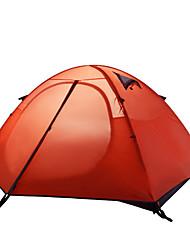 economico -3-4 persone Tenda Doppio Tenda da campeggio Una camera Tende a igloo e canadesi Antiumidità Ompermeabile per Campeggio Viaggi All'aperto