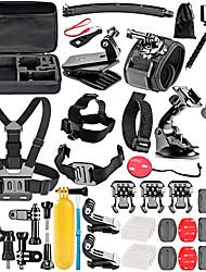 Недорогие -Экшн камера / Спортивная камера На открытом воздухе Кейс Складной со штативом Для Экшн камера Gopro 6 Все камеры действия Все Gopro 5