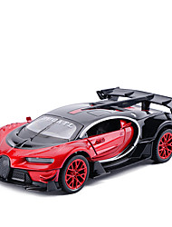 cheap -Toy Cars Model Car SUV Toys Simulation Music & Light Car Metal Alloy Metal Pieces Children's Unisex Boys' Gift