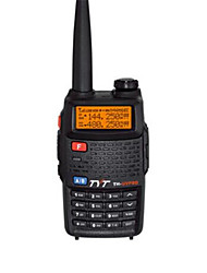abordables -TYT TH-UVF8D Talkie-Walkie Portable VOX Bi-Bande LCD Radio FM 5 - 10 km 5 - 10 km 128 1600.0 Talkie walkie Radio bidirectionnelle