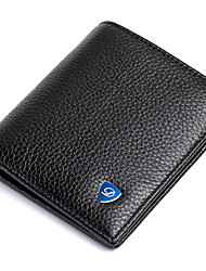 Men Wallets 100% cowhide Brand Mini Purse Durable High Quality Small Money Wallet Holder D6026-2