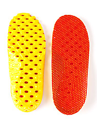 Silicon Warm Moisture Permeability Wearable This cuttable Insole provides shockproof function for sports shoes which makes your foot