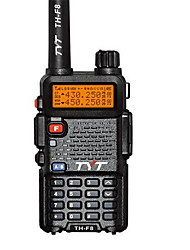 abordables -Tyt th-f8 walkie talkie tyt uhf radio bidireccional radio bidireccional walkie talkie