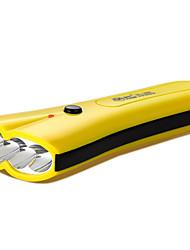 economico -YAGE YG-3204 Torce LED LED lm 2 Modo LED Ricaricabile Oscurabile Compatta Taglia piccola Campeggio/Escursionismo/Speleologia Uso