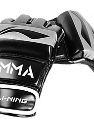 cheap -Boxing Training Gloves for Taekwondo / Boxing / Sanda Gloves Anti-Shake / Damping / Cushioning / Anti-Wear Terylene