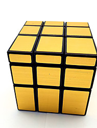 cheap -Rubik's Cube Feng Mirror Cube 3*3*3 Smooth Speed Cube Magic Cube Puzzle Cube Plastics Square Gift