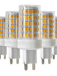 10W G9 Luci LED Bi-pin T 86 SMD 2835 850-950 lm Bianco caldo Luce fredda Bianco 2800-3200/4000-4500/6000-6500 K Oscurabile V