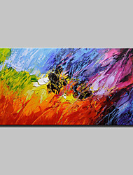 cheap -Large Hand Painted Modern Abstract Oil Paintings On Canvas Wall Pictures For Home Decoration Ready To Hang