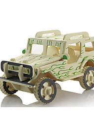 cheap -3D Puzzles Jigsaw Puzzle Wood Model 3D DIY Wood