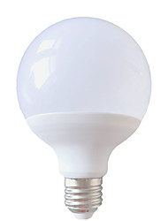 cheap -15W E27 LED Globe Bulbs G95 24 leds SMD 2835 1480lm Warm White Cold White 3000/6500K Light Control