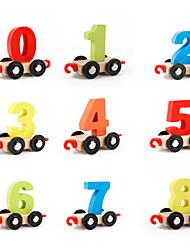 Недорогие -Muwanzi Конструкторы Игрушки для обучения математике Шлейф Мальчики Игрушки Подарок