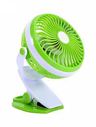 cheap -360 Degrees Of Mini USB Charging Stroller Fan Dormitory Small Fan