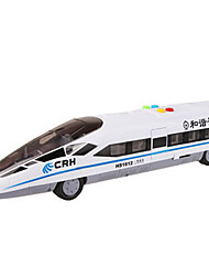 cheap -Toy Cars Die-Cast Vehicles Pull Back Vehicles Farm Vehicle Toys Simulation Car Bus Metal Alloy Pieces Unisex Gift
