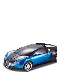 Недорогие -Playsets автомобиля Гоночная машинка Автомобиль Пульт управления / Перезаряжаемый / Электрический